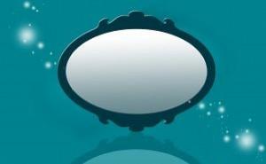 Espejo de modelaje