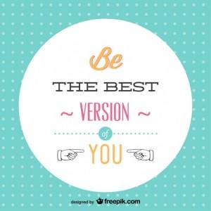 La mejor versión de ti