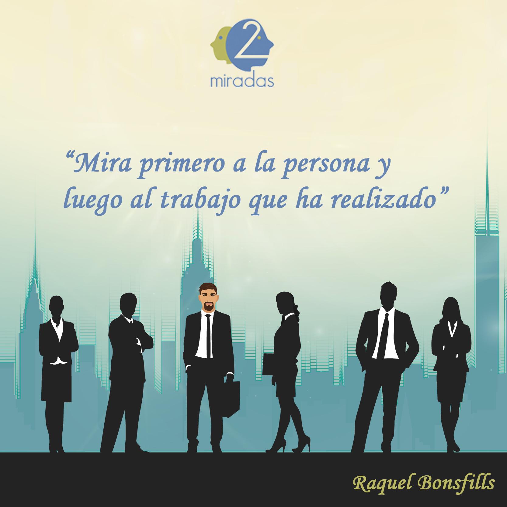 Personas en empresas